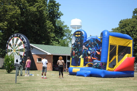 Inflatables Family Day