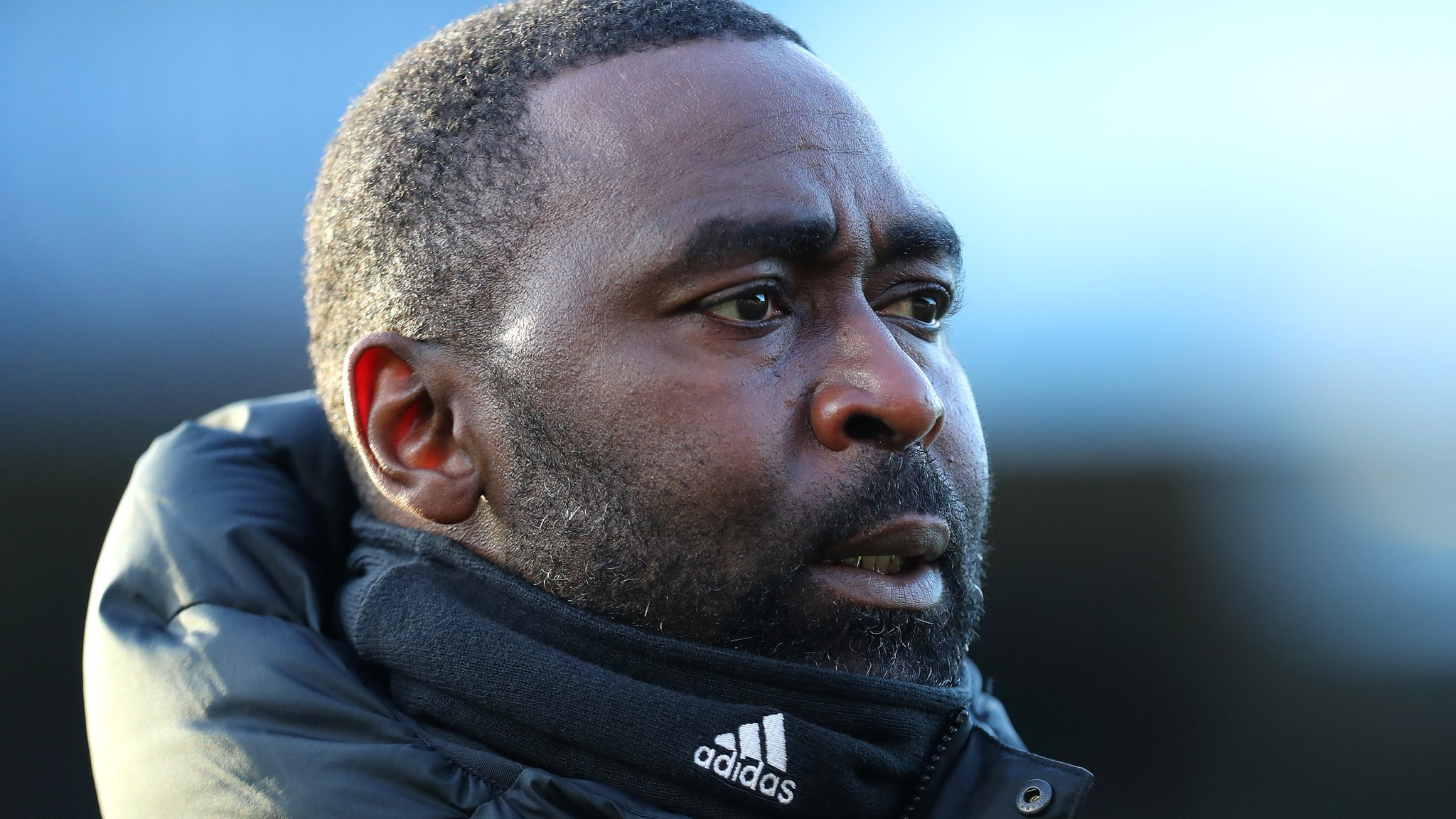 Andrew Cole: Ex-Manchester United & Newcastle striker says 'no day comes easy'