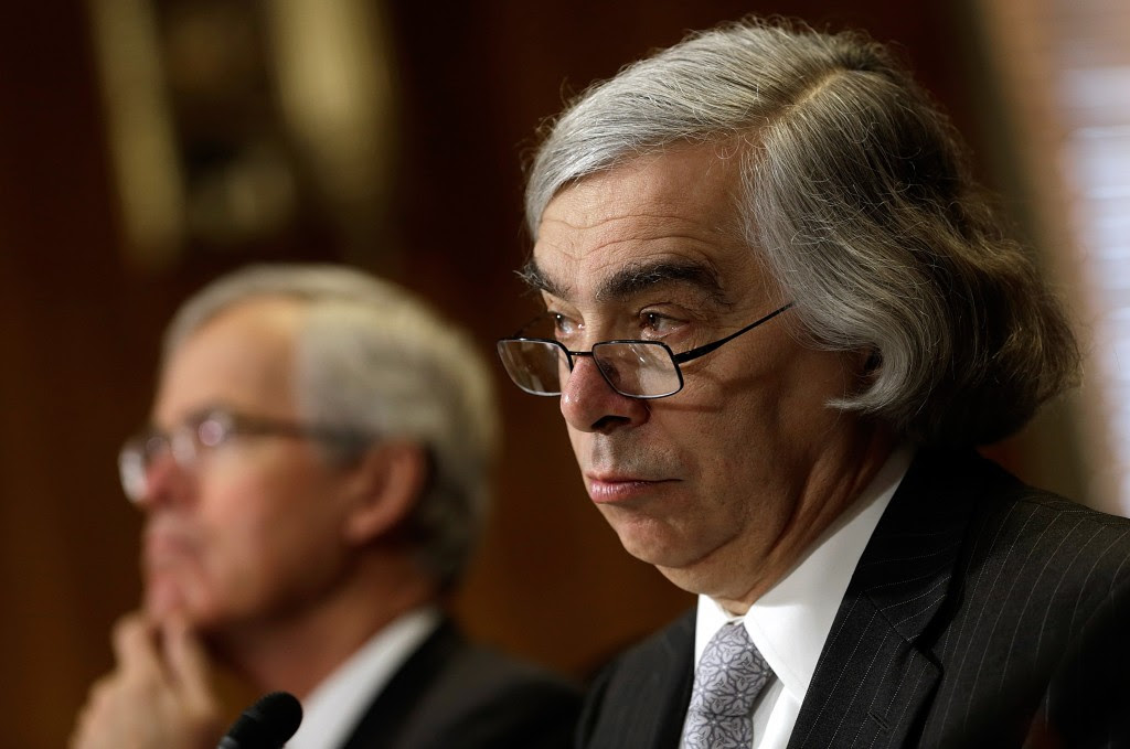 Senate Holds Confirmation Hearing For Ernest Moniz For Energy Secretary
