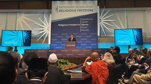 Stories of Persecuted Believers Shared at Religious Freedom Ministerial