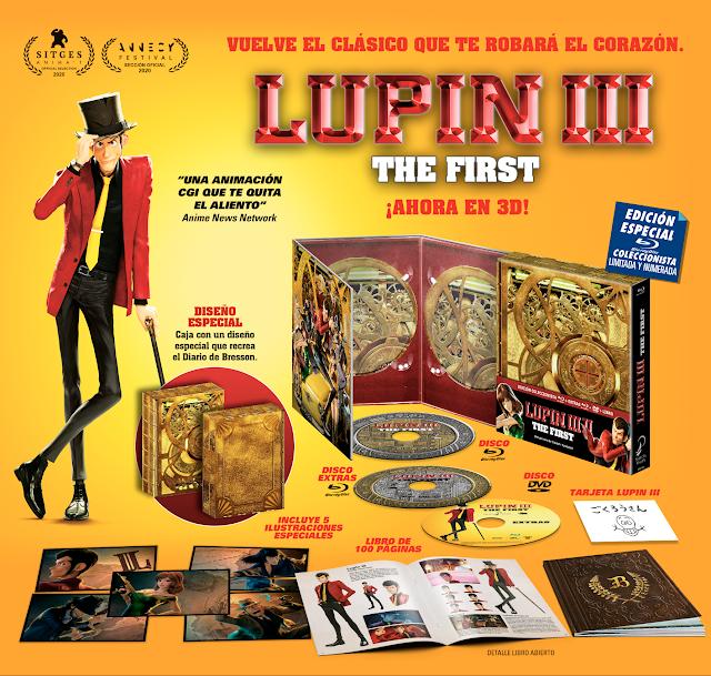 LUPIN III THE FIRST ¡LA PELÍCULA!