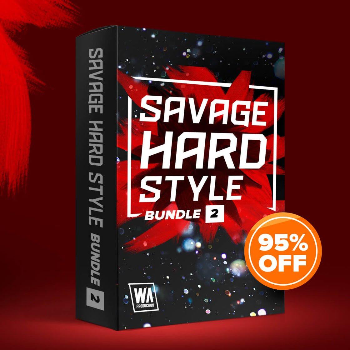 W. A. Savage Hardstyle Bundle 2 Discount Sale