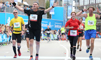 Nieuw marathonparcours: 1 ronde!
