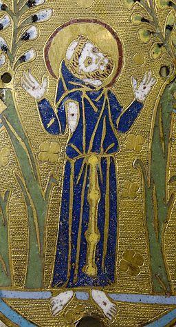 St Francis of Assisi stigmata