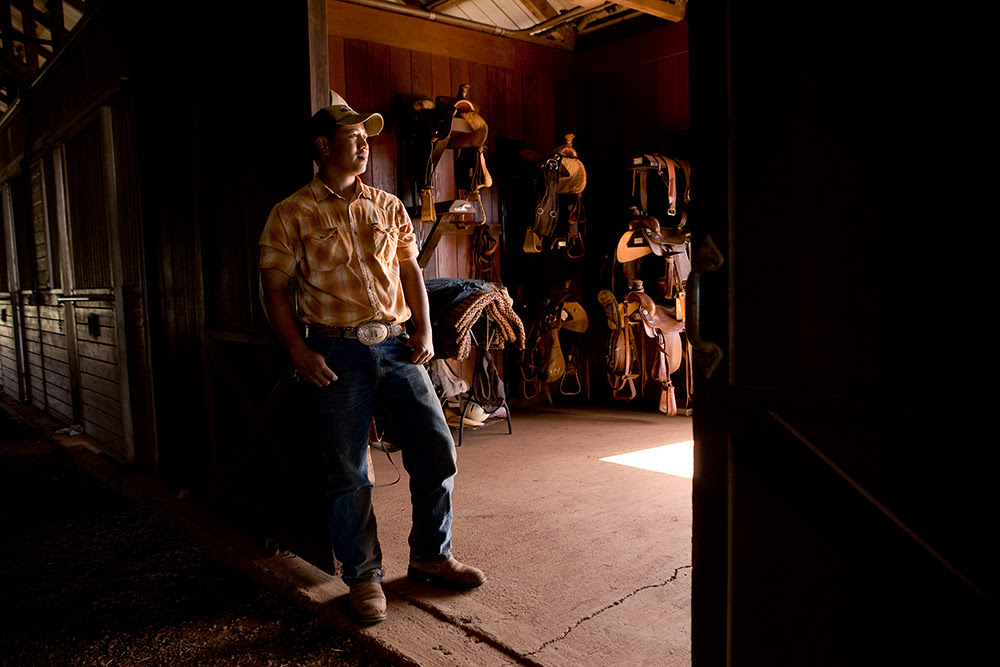 Photographer Marco Garcia Creative in Place: Life on the Ranch