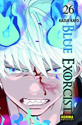 Blue Exorcist (Rústica 192 pp) #26