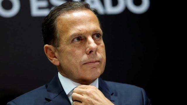 Doria anuncia novo período de quarentena em SP até 10 de agosto