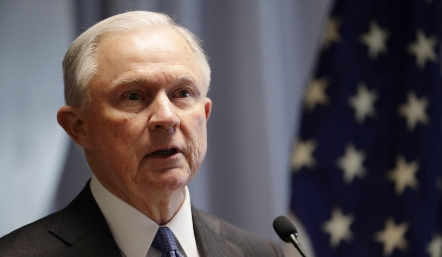 "Sessions: ""Appalling and detestable lie"""