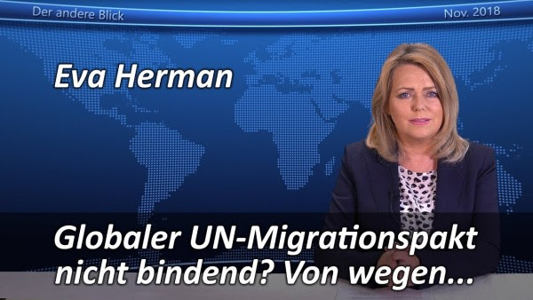 Globaler UN-Migrationspakt nicht bindend? Von wegen…