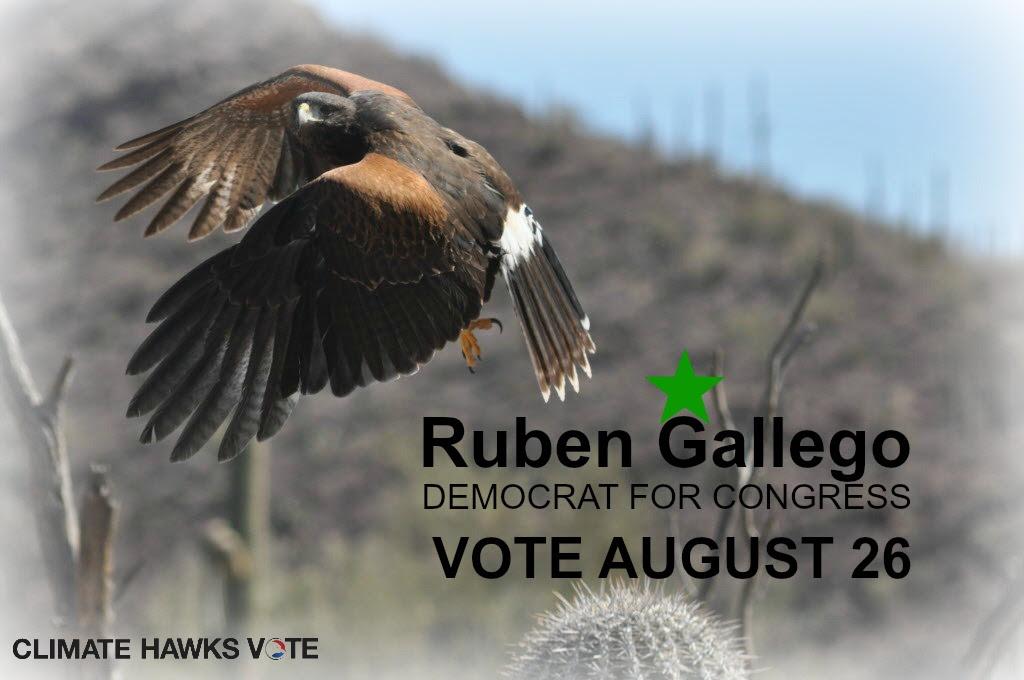 Vote Ruben Gallego AZ07