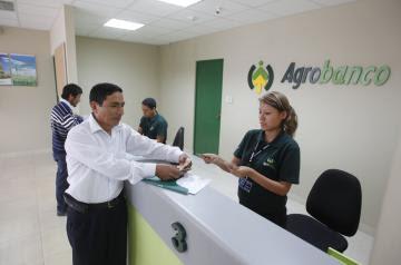 Agrobanco desembolsó S/ 289 millones en créditos en el primer semestre del 2021