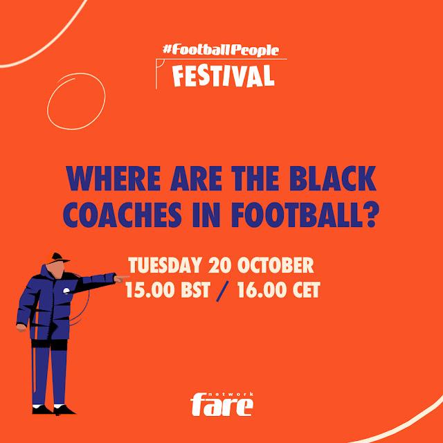 Where are the black coaches
