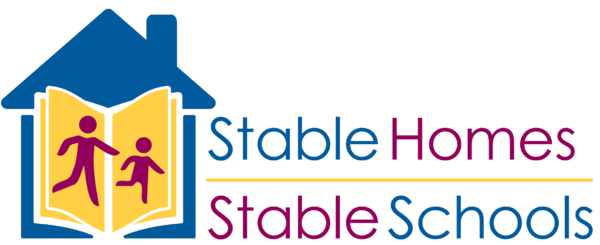 Stable Homes Stable Schools logo