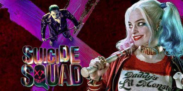 Joker-Jared Leto-Arlequina-Margot Robbie-suicidesquad-a