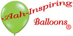 Aah-Inspiring Balloons  Logo--Registered 4x8