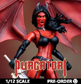 Purgatori 1/12 Scale Figure