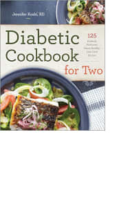 Diabetic Cookbook for Two by Jennifer Koslo