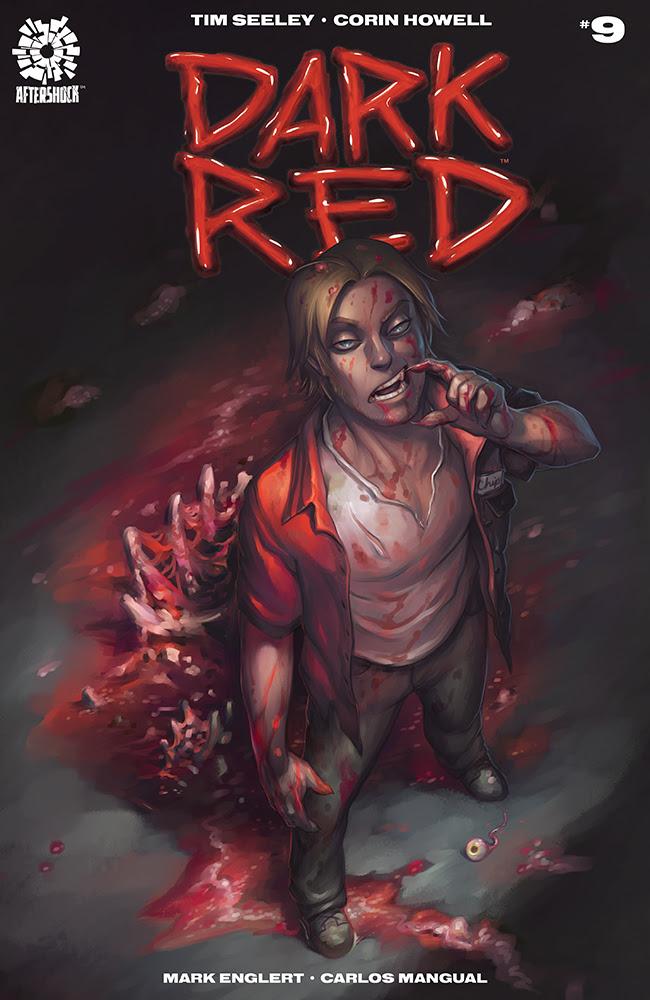 Dark Red 9