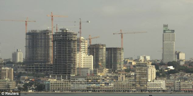 Angola (capital, Luanda, pictured) has reportedly declared Islam illegal and ordered for all mosques to be closed