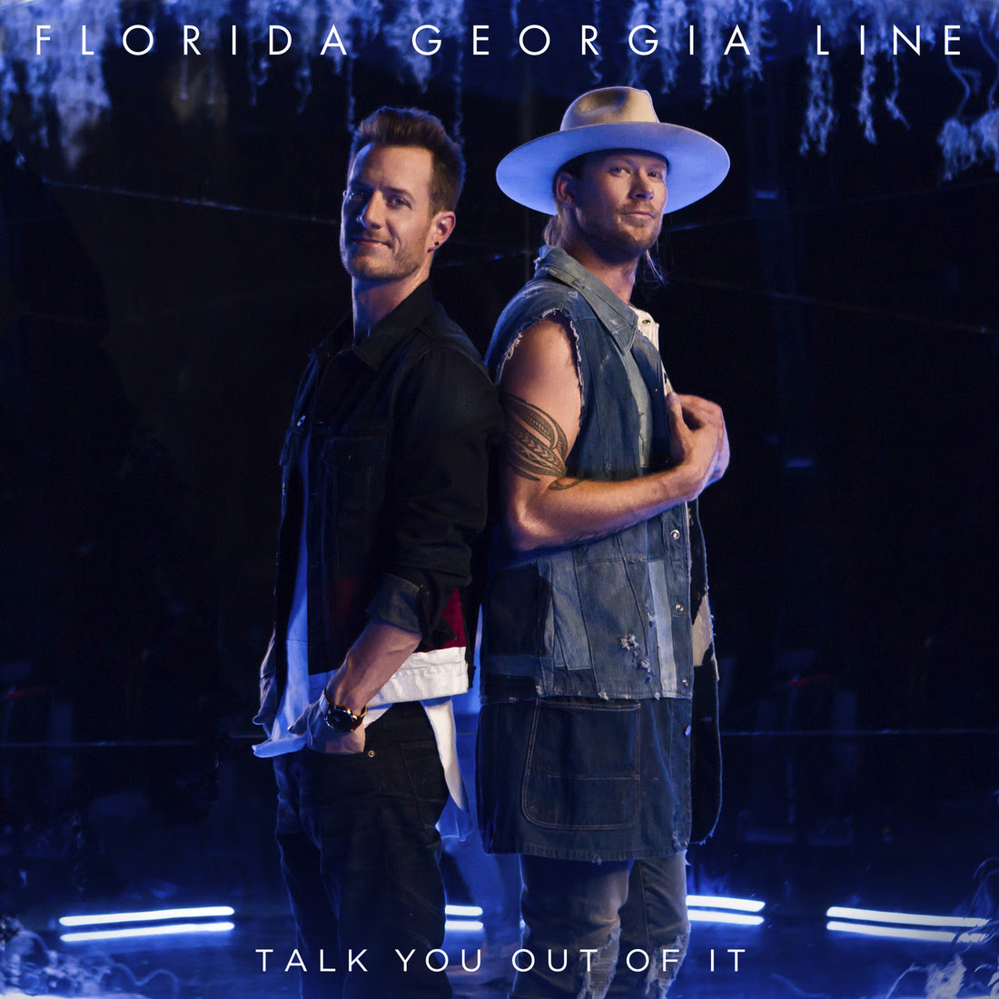 FLORIDA GEORGIA LINE UNCOVERS STEAMY NEW SINGLE