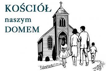 Znalezione obrazy dla zapytania kosciol domem boga