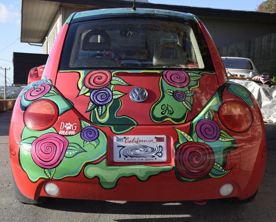 Art car rear