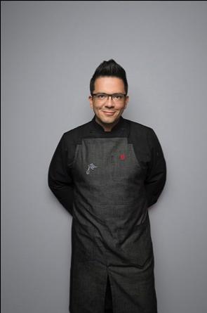 Chef Jose Ramon Castillo