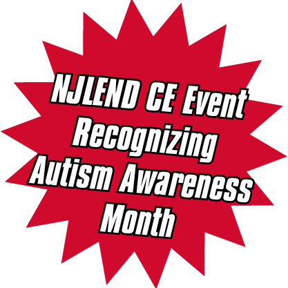NJLEND CE Event Recognizing Autism Awareness Month