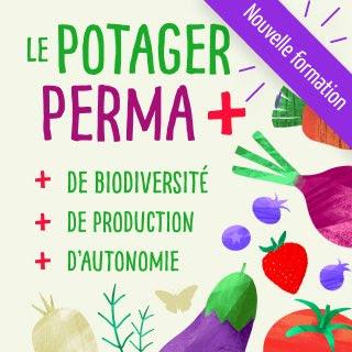 Formation «Invitez la permaculture dans votre jardin»