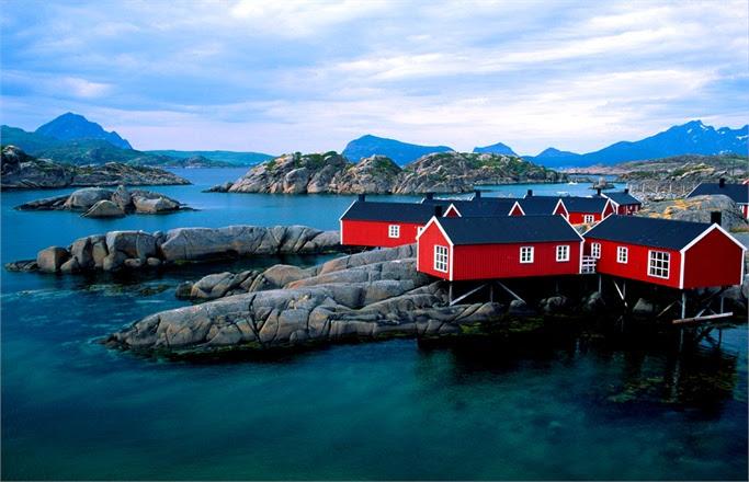 Lofoten - Norvegia