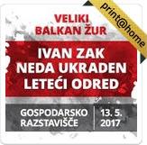 IVAN ZAK, NEDA UKRADEN, LETEČI ODRED