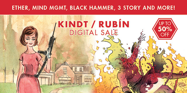 KINDT / RUBÍN DIGITAL SALE