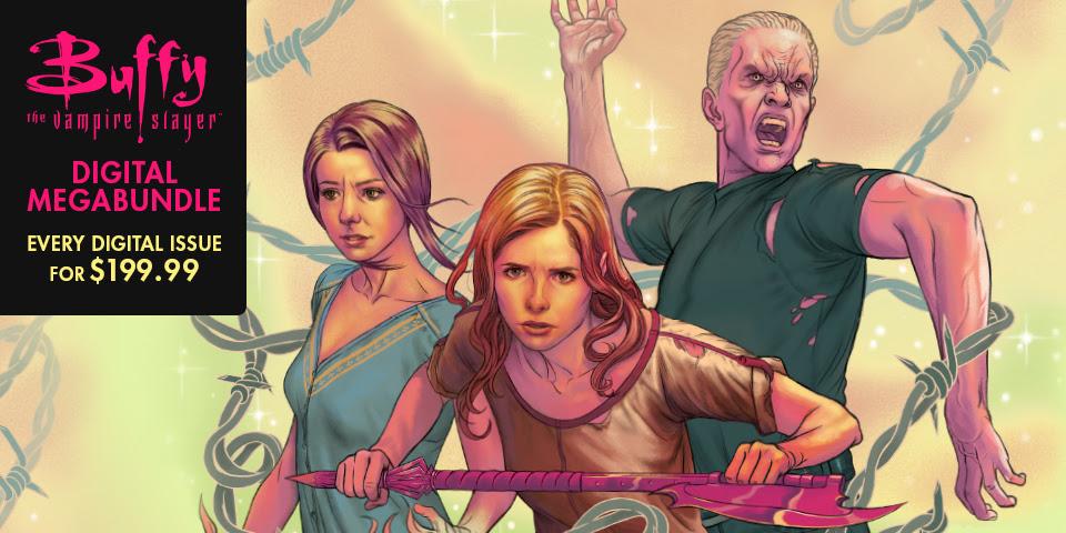 Buffy Digital Megabundle
