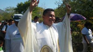 presbítero Eulogio Alvarez habría recibido la orden de ocupar el cargo de Vicario en la Parroquia de Orocuina