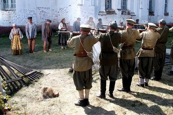 Image result for фото чекисты расстреливают