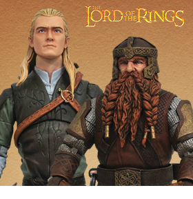 The Lord of the Rings Select Wave 1