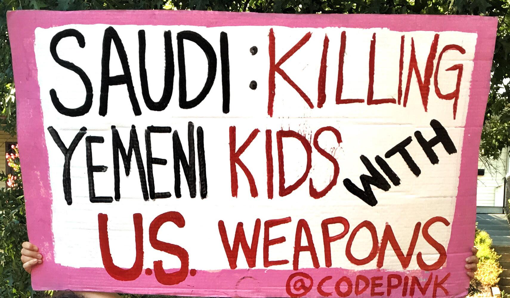 Saudi Killings