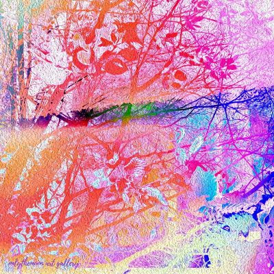 Under the Trees Colorful Remix by Onlythemoon