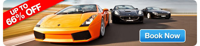 Save Up to 66% OFF Super Car Experience Plus Many More Deals Exprience Offers at Adrenalin.com.au