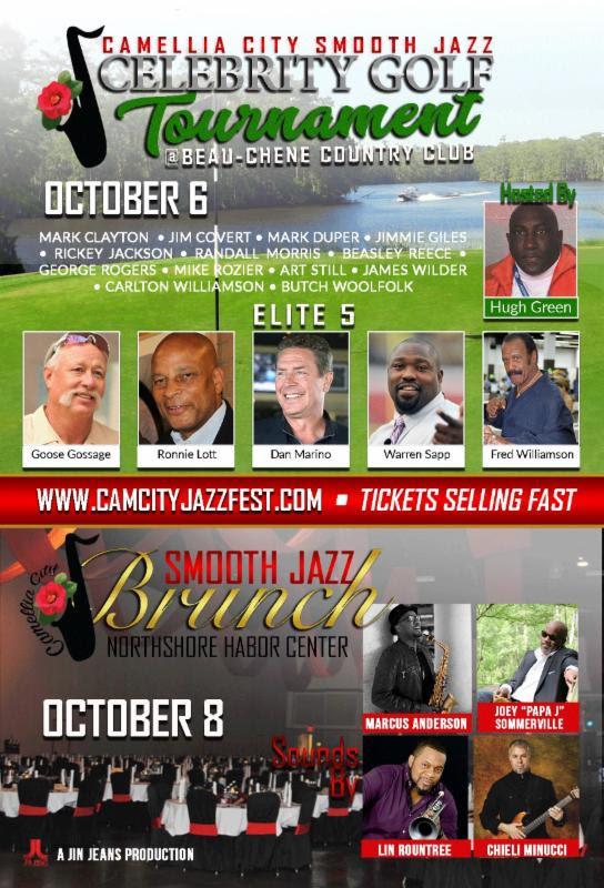 Camellia City Smooth Jazz Festival - Golf Tournament_update