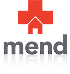 Mend. It's a modern day house call.