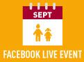September Facebook Live Event
