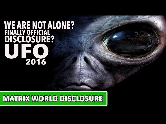 UFO We Are Not Alone : Alien Contact 2016 Full  Sddefault