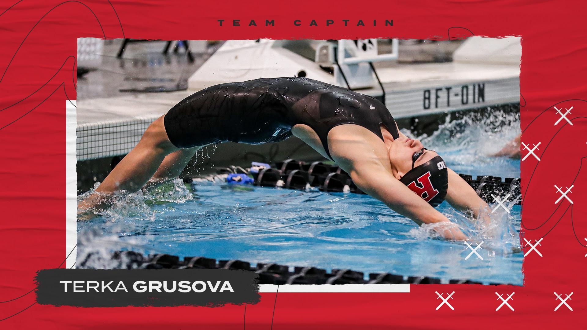 Terka Grusova Captains