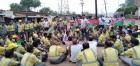 Профсоюзы Индии организовали общенациональный протест против антирабочей 'трудовой реформы'