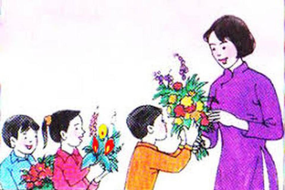Ngày nhà giáo ngẫm lại về nghề giáo mà chua xót