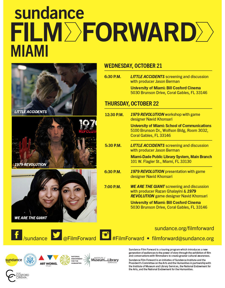 Sundance Film Forward Miami