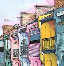 Sophie Corks: Pastels of Paddington