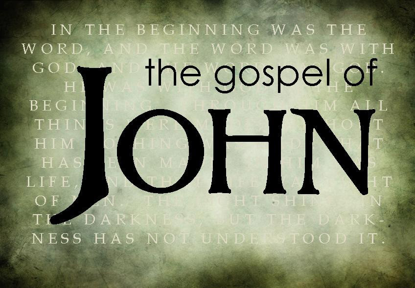 gospel of john logo1