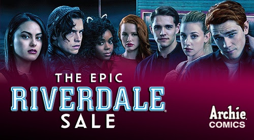 comiXology Epic Riverdale Sale!